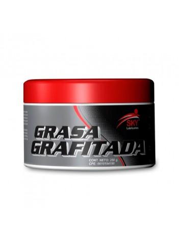 Grasa Grafitada